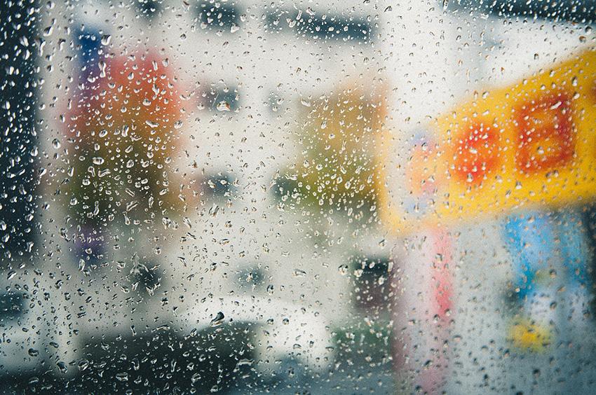 40年前の連続記録に並ぶ今年8月の雨、雨、雨。