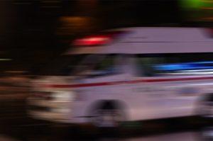 救急車の出動件数