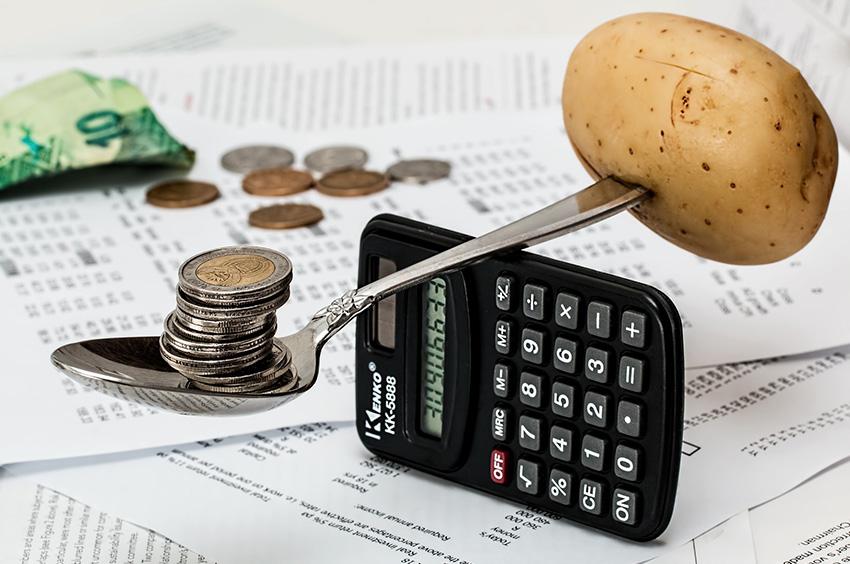 お金・財産への関心度
