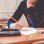 学習塾を利用する際の情報行動