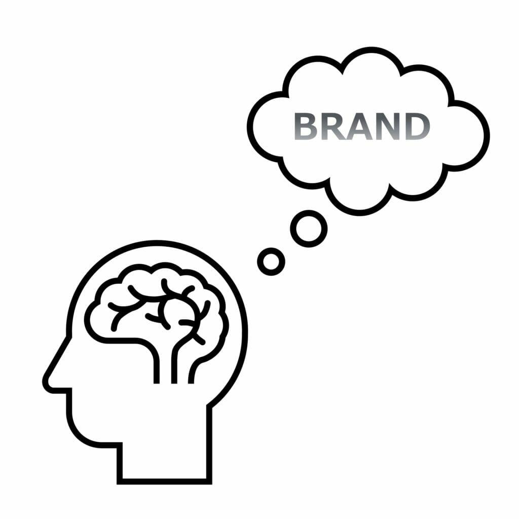 ブランドは消費者の心の中にあるもの